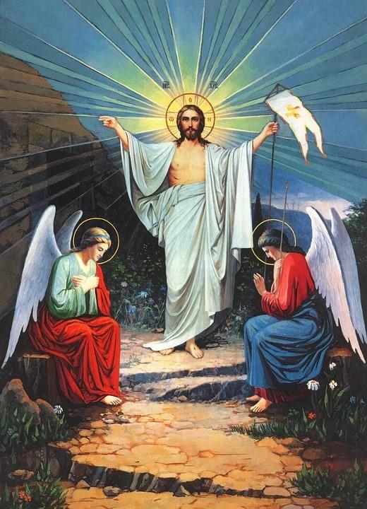 AMEN ALLELUIA ! – Homélie du Dimanche de Pâques, 12.04.2020 Année A