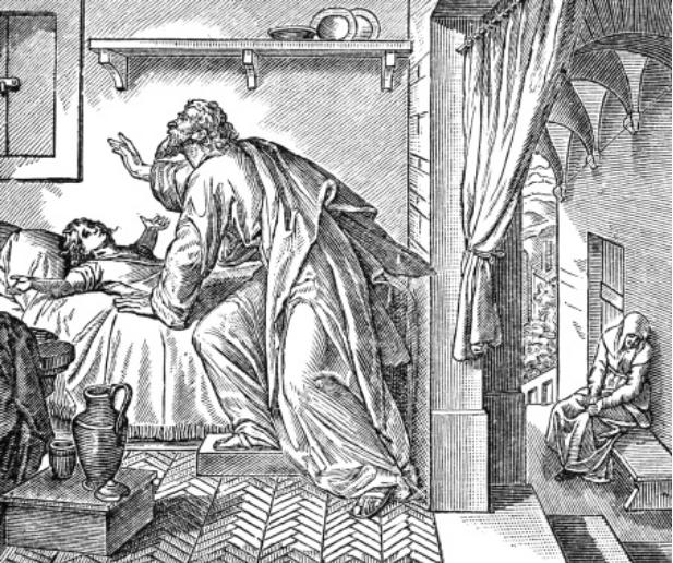 Le miracle de la veuve – Homélie du Mardi de la 10è semaine du Temps ordinaire, 09.06.2020 Année A