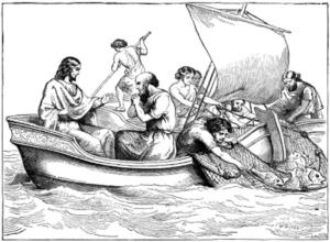 Le filet du Christ – Homélie du Jeudi de la 22è semaine du Temps ordinaire, 03.09.2020 Année A